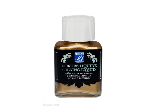 Dorure liquide Or pale de 75 ml