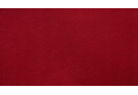 Feutrine en coupon de 30x40cm 4 mm Rouge