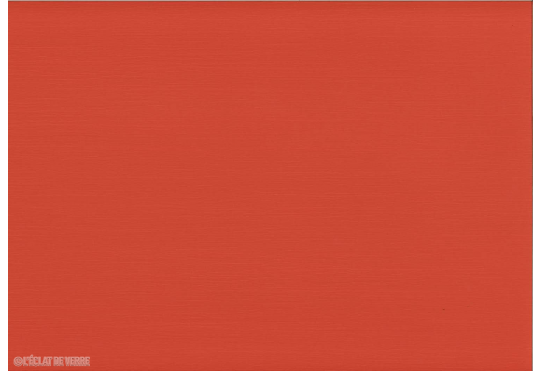 Papier filigrane rouge flamme