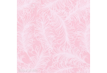 Papier Indien So soft rose/blanc